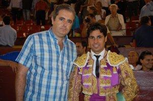 Rivera Ordóñez con Manuel Segura